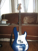 New Price - Squier P-Bass Infinity Series for sale