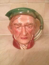 Beswick Scrooge from the Charles Dickens collection,