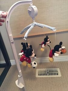 Mickey Mouse Musical Mobile