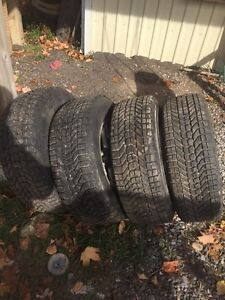 16 in snow tires
