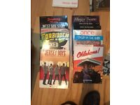 Musical theatre song books