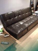 Brand new Dark brown futon