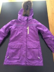 Girls Firefly winter coat size small