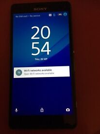 Sony z3 compact 16GB unlocked