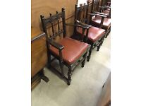 2 x Low back ERCOL Carver chairs