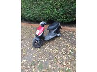 Piaggio zip moped 50cc MOT LOGBOOK moped ped scooter 50cc