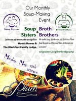 Soup Sisters & Broth Brothers