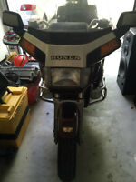 Honda Goldwing 1986 1 Owner Mint