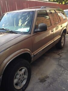 1997 Blazer for sale