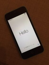 8GB Brand new blue iPhone 5C
