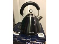 Morphy Richards Kettle & Russell Hobbs Toaster