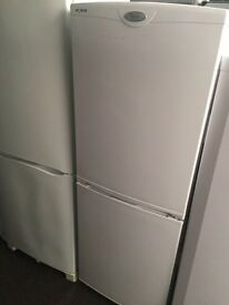 Whirlpool white good looking frost free A-class fridge freezer cheap