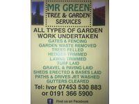 Mr green garden services