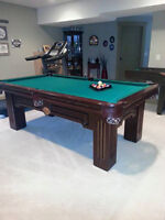 Harley Davidson Pool Table Excellent condition