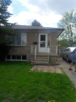 Spacious Bungalow Semi Backing on Beautiful Park with a Ravine