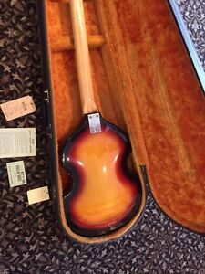 1966 vox bass Kitchener / Waterloo Kitchener Area image 6