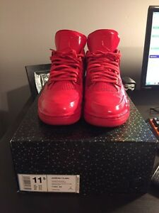 Air Jordan 11Lab4 University Red Sz 11.5