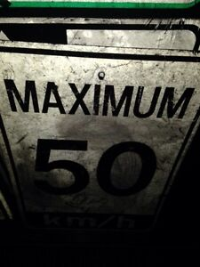 Road signs for man cave Windsor Region Ontario image 2