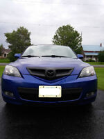 2008 Mazda Mazda3 Sport Hatchback