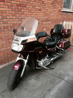 Une Goldwing interstate 1984