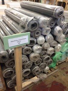Membranes pour plancher flottant