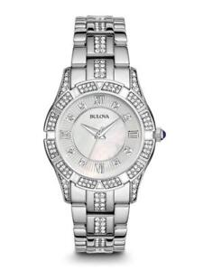 Ladies Bulova Watch 96L116 for Sale