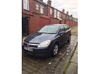 Vauxhall Astra 1.7L Cdti club 118k miles