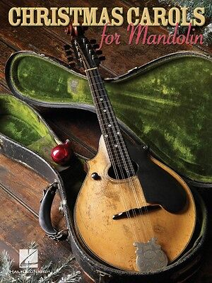 Christmas Carols for Mandolin Sheet Music Mandolin NEW 000699800