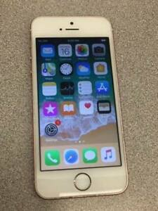 Unlocked Iphone SE Rose Gold 32GB****FIRM PRICE****