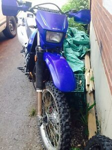 2007 Suzuki DR 650 with FMF Full Exhaust Peterborough Peterborough Area image 2
