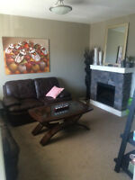 2 month sublet- Master room available in two bedroom condo!