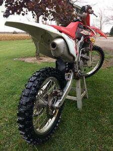 2012 CRF 250 Honda Dirtbike London Ontario image 4