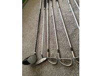 Used golf clubs for sale ideal starter set