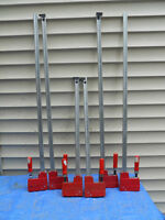 CLAMPS-MAKITA BELT SANDER--PORTER CABLE ROUTER--
