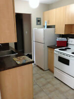 1 Bedr. Apartment available for sublet immediately! Portage ave.