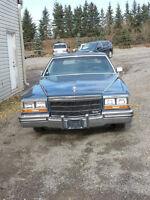 CLEAN CLEAN CLEAN 1989 Cadillac Brougham