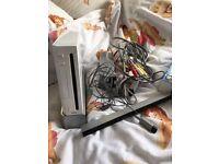 Wii bundle, lots of games