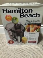 Selling brand new juicer