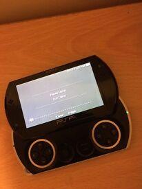 PSP GO! 16gb like new