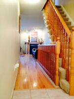 Executive Dundas Town home for Rent~Furnished and Inclusive Jul1