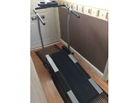 Running machine treadmill & exercise bike