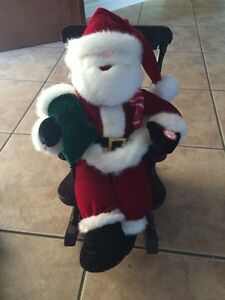 Rocking chair Santa