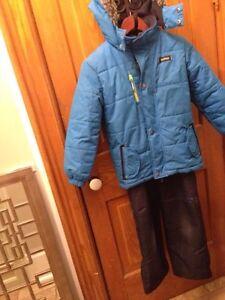 Osh Kosh Jacket & Snowpants Size 8
