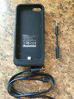 Mophie juice pack plus case for iPhone 5/5s