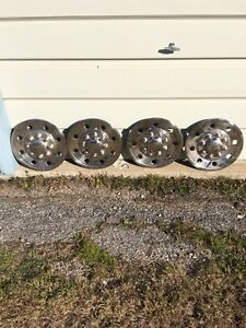 Stainless Steel Wheel Covers