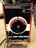 Arc welder 230 amp