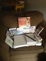 Selling a Nintendo Wii with Wii fit board
