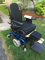 Invacare TDX SC Electric Wheelchair
