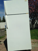 Fridge (can be used for a bsmt fridge