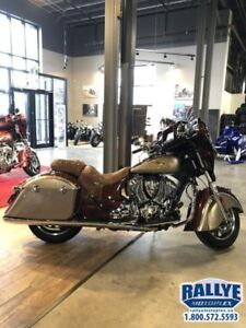 2019 Indian Motorcycle Chieftain Classic Icon Series Burnished M